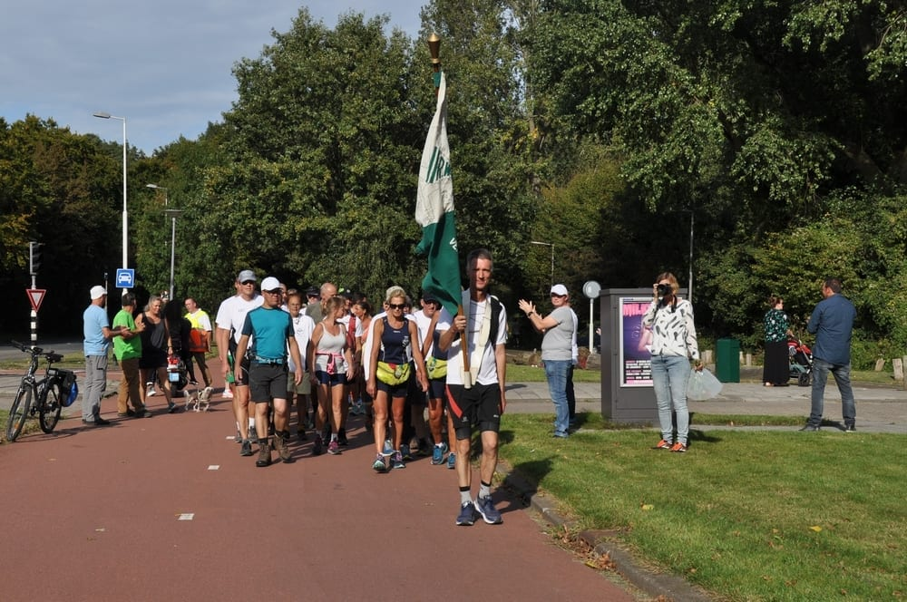 Aankomst Nijmegen-Rotterdam 2019
