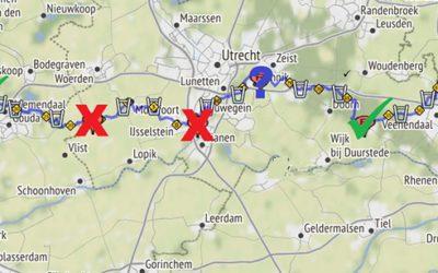 Ook in 2021 geen Nijmegen-Rotterdam